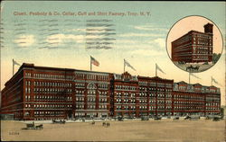Cluett, Peabody & Co Collar, Cuff and Shirt Factory