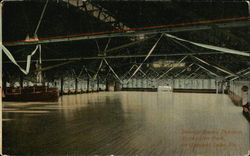Interior Dance Pavilion, Exposition Park