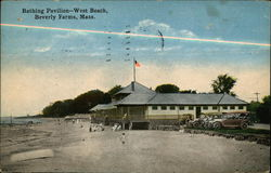 Bathing Pavilion - West Beach