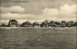 Cottages from the Water