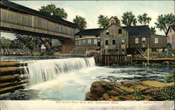 Old Green River Grist Mill