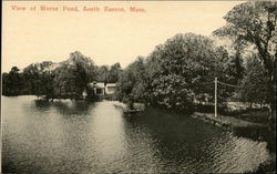 View of Morse Pond
