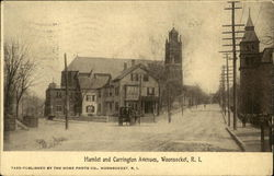 Hamlet and Carrington Avenues