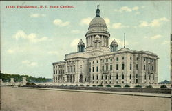 Street View of State Capitol
