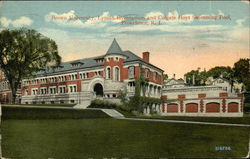 Brown University, Lyman Gymnasium and Colgate Hoyt Swimming Pool