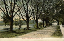 Scenic View - Rhodes on the Pawtuxet