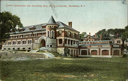 Brown University - Lyman Gymnasium and Swimming Pool
