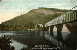 Sunderland Bridge and Sugar Loaf Mt.