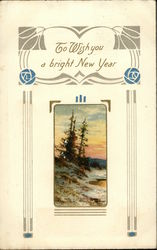 To Wish You a Bright New Year