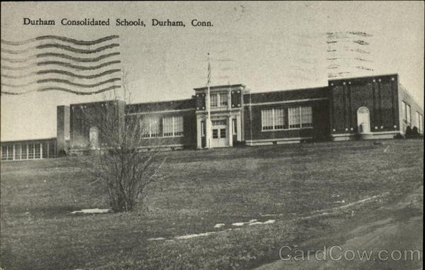 Durham Consolidated Schools Connecticut
