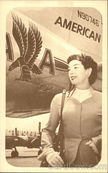American Airlines. America's leading airline. Actresses