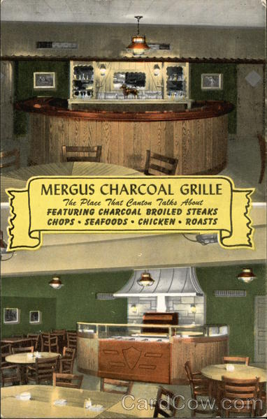 Mergus Charcoal Grille and Restaurant Canton Ohio