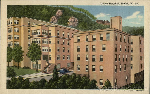 Grace Hospital Welch West Virginia