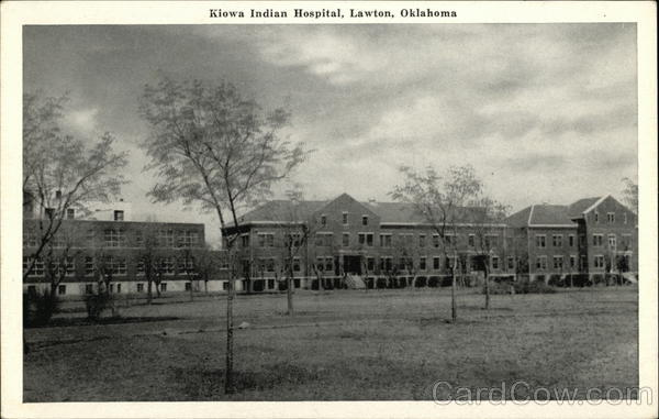 Kiowa Indian Hospital Lawton Oklahoma
