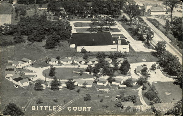 Bittle's Court Indianapolis
