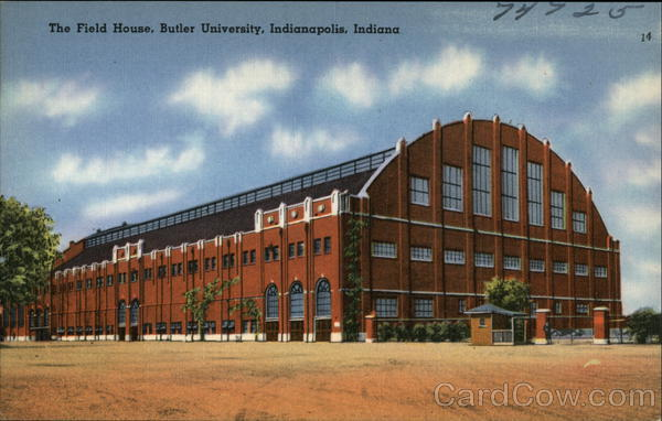 The Field House, Butler University Indianapolis