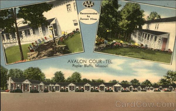Avalon Cour-Tel Poplar Bluff Missouri