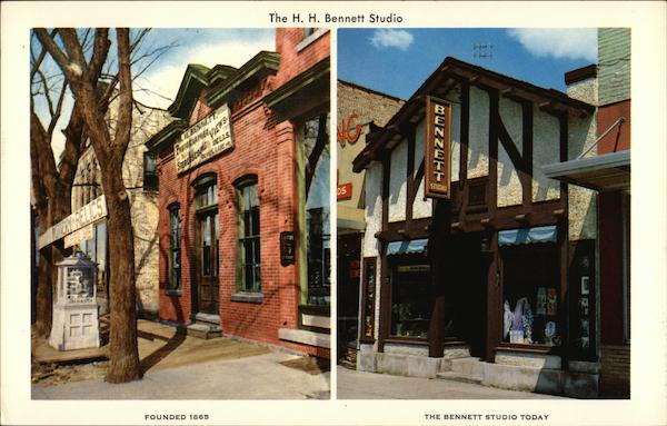 The H. H. Bennett Studio Wisconsin Dells