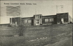 Durham Consolidated Schools Postcard