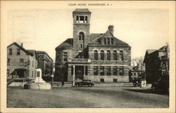 Street View of Court House