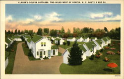 Clarke's Deluxe Cottages