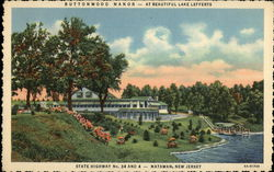 The Buttonwood Manor, Lake Lefferts