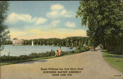 Northern Baptist Assembly - Roger Williams Inn from Shore Raod