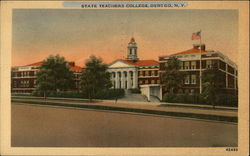 Street View of State Teachers College