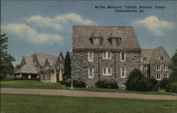 McKee Memorial Cottage, Masonic Homes