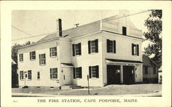 Street View of The Fire Station