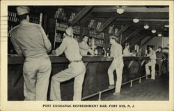 Post Exchange Refreshment Bar