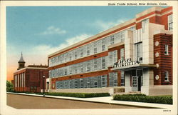 Street View of State Trade School