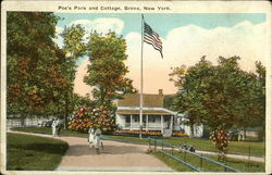 Poe's Park and Cottage