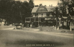 Mayfair Lodge, Newfound Lake