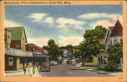 Main Street, Point Independence, Onset Bay