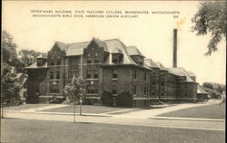 State Teachers College - Woodward Building