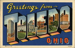 Greetings from Toledo, Ohio