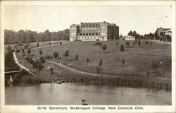 Muskingum College - Girls Dormitory