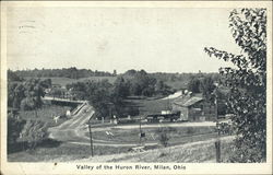 Scenic View - Valley of the Huron River