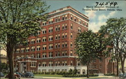 Mercy Hospital, Madison at Twenty-Third Street