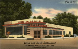 Jerry and Bert's Cosmopolitan Restaurant