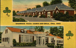 Shamrock Plaza Courts and Grille