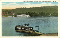 Ferry Landing and Ohio River