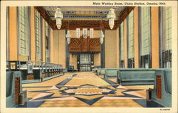 Union Station - Main Waiting Room