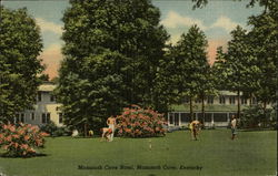 Mammoth Cave Hotel - Croquet