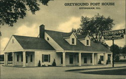 "Greyhound Post House - ""The Heart of the Nation"""