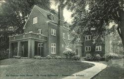 Phi Gamma Delta House at De Pauw University