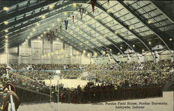 Purdue University - Purdue Field House