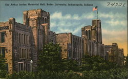 The Arthur Jordan Memorial Hall, Butler University