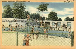 Donner Municipal Pool